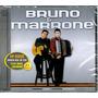 Cd Bruno E Marrone Minha Vida Minha Música - Raro