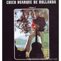 Chico Buarque De Hollanda Volume 2 1967 Abril Coleção.