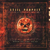 Cd Steel Prophet - Book Of The Dead Importado Frete Gratis