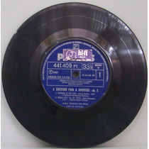 Compacto Vinil 4 Sucessos Para A Juventude - Nº 2 - 1967 -