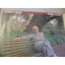 Lp - Mario Lago Nada Além Samba Com Encarte