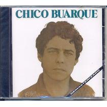 Cd Chico Buarque - Vida - 1980 - Remasterizado Lacrado