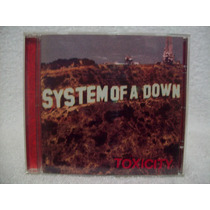 Cd Original System Of A Down- Toxicity