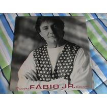 Fabio Jr Junior - Lp Mix Promocional Desejos 1993 A/b