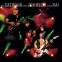 Cd - Joe Satriani, Eric Johnson, Steve Vai - G3 Live In Conc