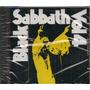 Cd - Black Sabbath - Vol.4 - Importado - Lacrado