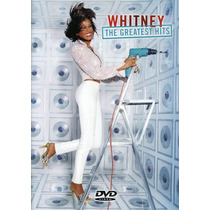 Dvd Whitney Houston - The Greatest Hits *** Frete Grátis ***