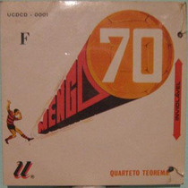 Quarteto Teorema - Mengo 70 Compacto - Stereo - 1969