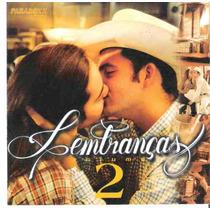 Lembranças 2 (cd Paradoxx Music) Faixas De Sucesso Sertanejo