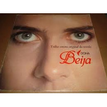 Lp - Trilha - Dona Beija (wagner Tiso, 14 Bis,......)