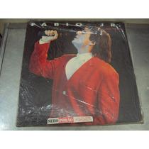 Lp Fábio Jr. - Ao Vivo - 1989