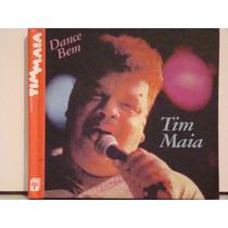 Cd - Tim Maia - Dance Bem (abril Coleções)
