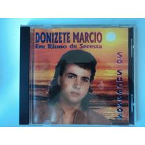 Cd Donizete Marcio - Em Ritmo De Seresta - So Sucessos