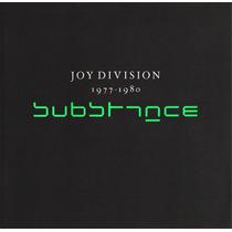 Cd Joy Division - Substance 1977-1980 (importado) 17 Faixas