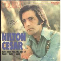 Nilton Cesar Compacto De Vinil Amor ... Amor ...amor 1972