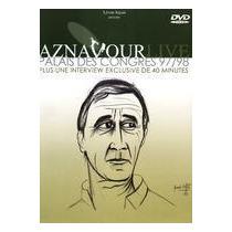 Charles Aznavour - Live - Palais Des Congres 97/98 Dvd