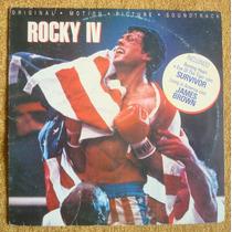 Lp Vinil Rocky Iv ; Ver Descrição . Trilha Sonora Original.