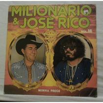Lp Milionário E José Rico - Minha Prece - Vol 15 - Chantecle