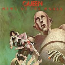 Queen News Of The World Lp Disco Vinil