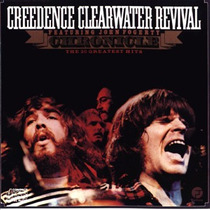 Cd Creedence Clearwater Revival - Chronicle Frete Gratis