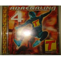 Cd Adrenalina Vol. 4 - Transamérica