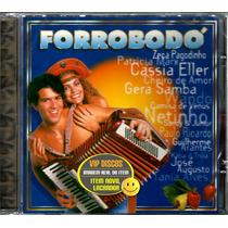 Cd Forrobodó Com Paulo Ricardo José Augusto Wando - Lacrado