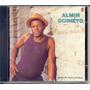 Cd Almir Guinéto - Acima De Deus, Só Deus - 1995