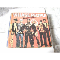 Lp Village People - Macho Man - 1978