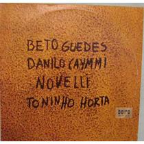 Beto Guedes/danilo Caymmi/novelli/toninho Horta - 1973