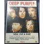 Dvd - Deep Purple - Show - New, Live & Rare - Vol.2