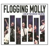 Cd Flogging Molly Live At The Greek Theater =import=