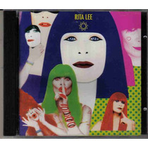 Rita Lee 1993 - Raridade - Cd Novo