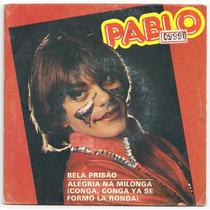 Pablo-compacto-augusto J R Carrascal-silvio Santos-lp-vinil