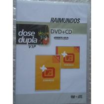 Dvd+cd Raimundos - Mais Mtv Original Novo Lacrado Confira !
