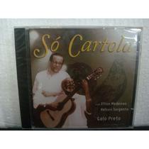 Só Cartola - Com Elton Medeiros, Nelson... - Cd Nacional