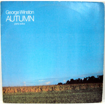 Lp Vinil - George Winston - Autumn Piano Solos - 1987