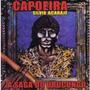 Cd Silvio Acarajé - Capoeira - A Saga Do Urucungo - Novo***
