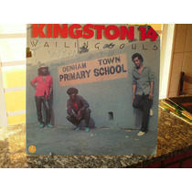Lp Wailing Souls - Kingston 14 Importado R$ 99,00 Excelente