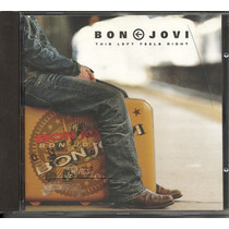 Bon Jovi This Left Feels Right 2003 Hard Cd(ex/ex-)(us)imp**