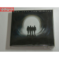 Bon Jovi The Circle 2009 (novo)(us) Cd+dvd Import