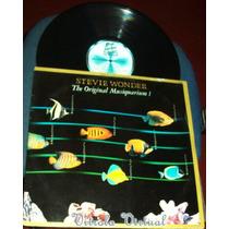Lp Stevie Wonder The Original Musiquarium I Motown 1982