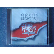 Ac/dc Razor´s Edge 1990 Cd Imp Geordie Bon Scott Angus Young