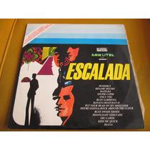 Lp Novela Escalada Elvis Sedaka Anka Belafonte Nat Platters