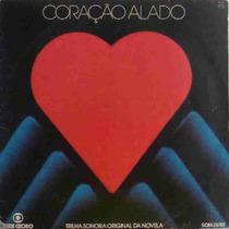 Coração Alado Lp Trilha Sonora Nacional Da Novela 1980 Globo