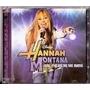 Cd + Dvd Hannah Montana Miley Cyrus - Lacrado - Frete Gratis