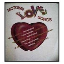 Lp Motown Love Songs 1989 Nacional Vários Artistas