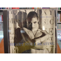 Cd - Roxy Music - Heart Still Beating - 1990