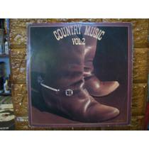 Vinil Lp Country Music Vol 2 - 1979