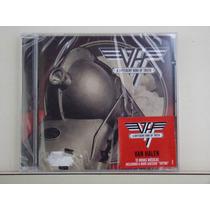 Cd - Van Halen - A Different Kind Of Truth (lacrado)