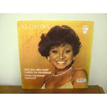 Disco Compacto Vinil Lp Alcione - Seu Rio Meu Mar 1979